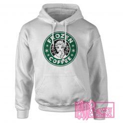 Disney Frozen Starbucks Logo Hoodie