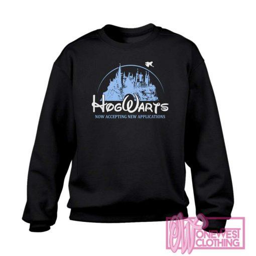 Hogwarts School Disney Logo Sweatshirt