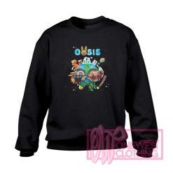 Bad Bunny Oasis Sweatshirt
