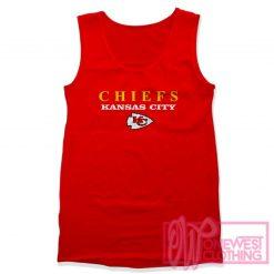 Kansas City Chiefs Tank Top
