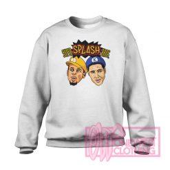 Super Splash Bros Warriors Sweatshirt
