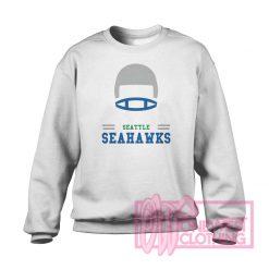 Vintage Seattle Seahawks Sweatshirt