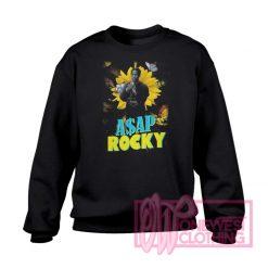 ASAP Rocky Sun Flower Sweatshirt