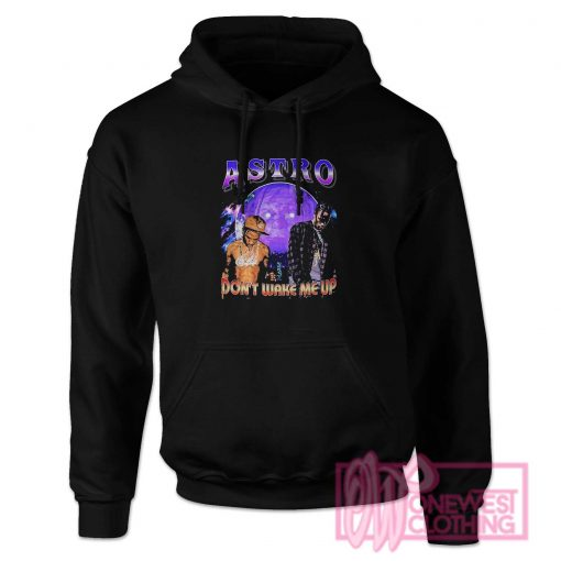 Astro Don't Wake Me Up Hoodie