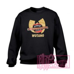 Wu-Tang Cigarette Sweatshirt