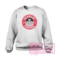 Starbucks Scarlet Coffee Sweatshirt
