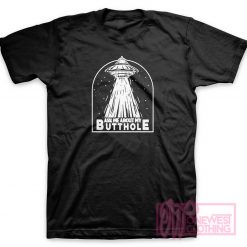 Ask Me About My Butthole T-Shirt