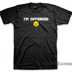 Aaron Rodgers Im Offended T-Shirt