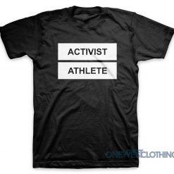 Activist Athlete Logo T-Shirt