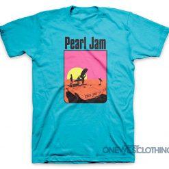 Ames Bros Pearl Jam 1998 San Diego