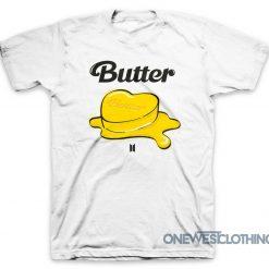 BTS Butter Album T-Shirt