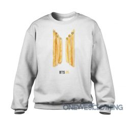 BTS McDonald Funny Sweatshirt