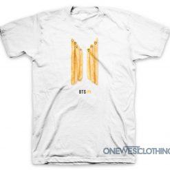 BTS McDonald Funny T-Shirt