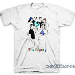 BTS World Project 7 T-Shirt