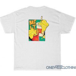BTS X McDonald's Melt Butter T-Shirt
