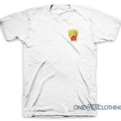BTS X McDonald's Melting Butter T-Shirt