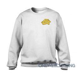 BTS X McDonald's Melting Logo Sweatshirt