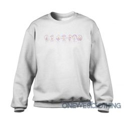 BTS X Mcdonald's Melting Squad Sweatshirt