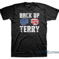 Back Up Terry T-Shirt