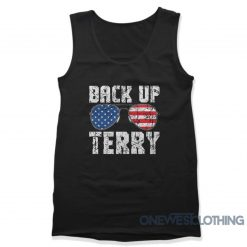 Back Up Terry Tank Top