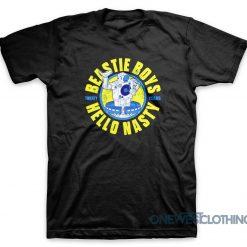 Beastie Boys Hello Nasty T-Shirt