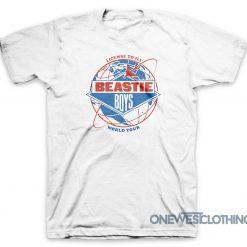 Beastie Boys World Tour T-Shirt