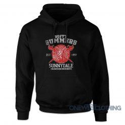 Buffy Summers Sunnydale Hoodie