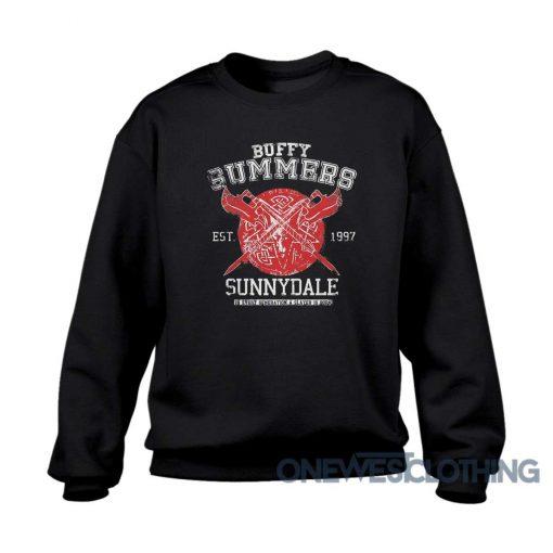 Buffy Summers Sunnydale Sweatshirt