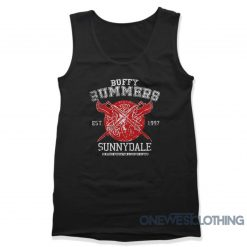Buffy Summers Sunnydale Tank Top