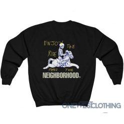 Cactus Jack Neighborhood Sweatshirt