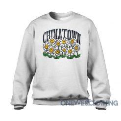 Chinatown Flower Market Sweatshirt