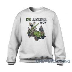 D Generation X Invades Sweatshirt