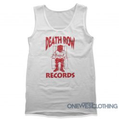 Death Row Records Tank Top