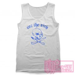 Eat The Rich Tank Top