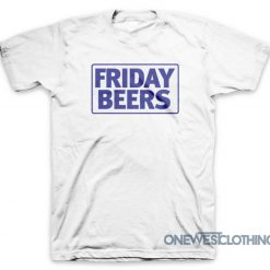Friday Beers Logo T-Shirt