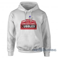 Harry Style Chicago Cubs Cubbles Hoodie
