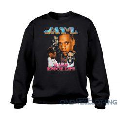 Jay-Z Hard Knock Life Sweatshirt
