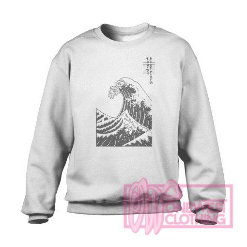 Kanagawa Wave Floyd Tour 74 Sweatshirt