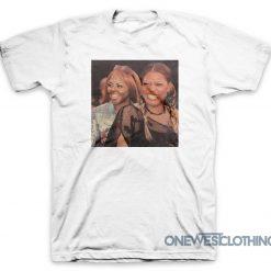 Lil Kim And Queen Latifah T-Shirt