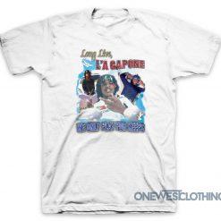 Long Live LA'Capone Rap T-Shirt