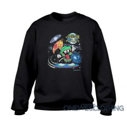 Marvin And The Martian Save Planet Sweatshirt