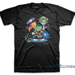 Marvin And The Martian Save Planet T-Shirt