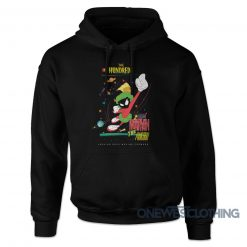 Marvin And The Martians Space Hoodie