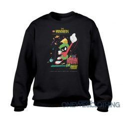 Marvin And The Martians Space Sweatshirt