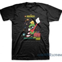 Marvin And The Martians Space T-Shirt