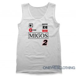 Migos Culture Tank Top