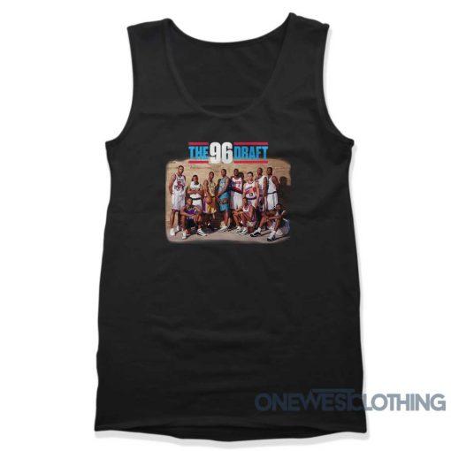 NBA 1996 Draft Class Tank Top