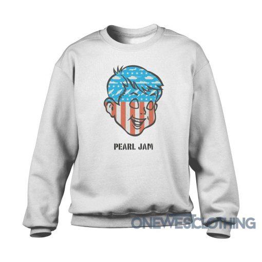 Pearl Jam 2003 Washington DC Sweatshirt