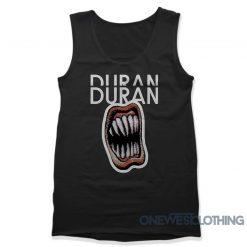 Pressure Off Duran Duran Tank Top