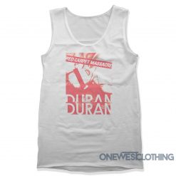 Red Carpet Massacre Duran Duran Tank Top
